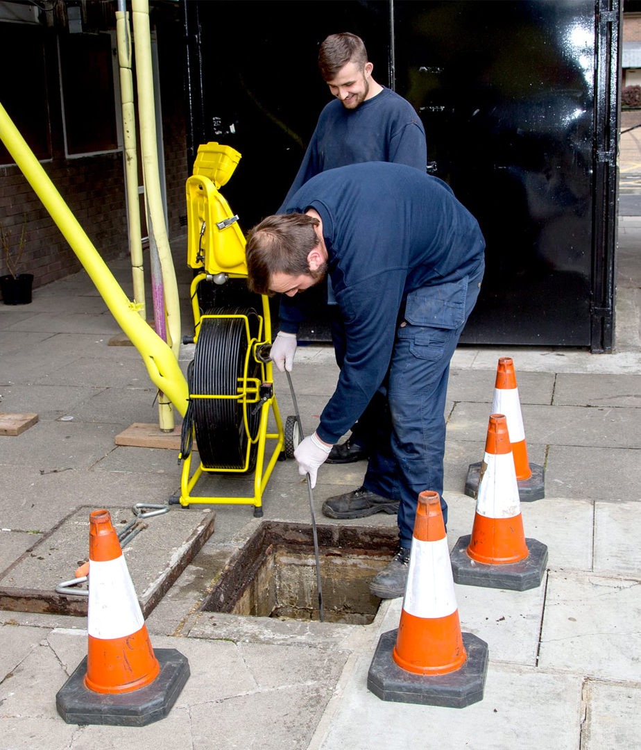 Blocked Drains Stretford